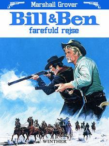 «Bill og Ben - farefuld rejse» by Marshall Grover