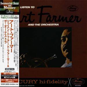 Art Farmer - Listen to Art Farmer and the Orchestra (1962) Japanese Remastered 2002