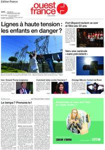 Ouest-France Édition France – 22 juin 2019
