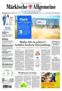 Märkische Allgemeine Luckenwalder Rundschau - 07. Mai 2019