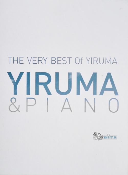 Yiruma - The Very Best Of Yiruma: Yiruma & Piano (3CD) (2011) {Stomp Music/Warner Music Korea}