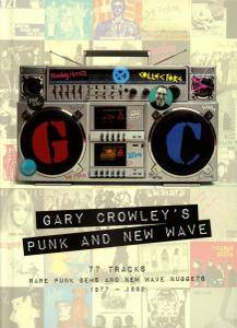 VA - Gary Crowley's Punk & New Wave (2017)