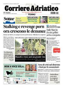 Corriere Adriatico Fermo - 4 Settembre 2019