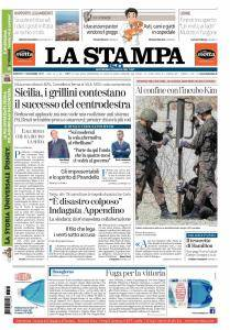 La Stampa Imperia e Sanremo - 7 Novembre 2017
