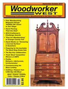 Woodworker West - September/October 2019