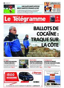Le Télégramme Brest – 23 novembre 2019