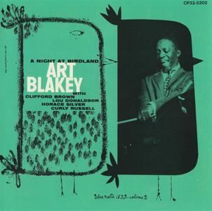 Art Blakey Quintet - A Night at Birdland Vol.2 (1954) {Blue Note Japan, CP32-5202, Early Press}