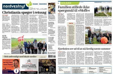 Nordvestnyt Holbæk Odsherred – 25. oktober 2017