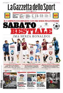 La Gazzetta dello Sport Sicilia – 23 novembre 2019