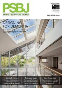 PSBJ. Public Sector Building Journal - September 2018