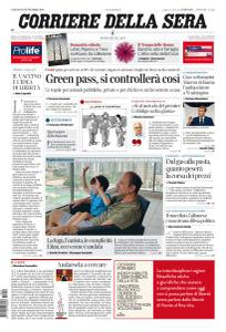 Corriere della Sera - 18 Settembre 2021