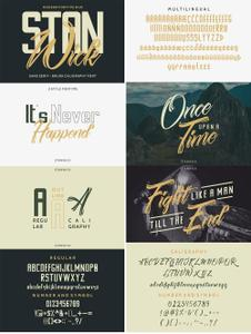 GraphicRiver - Stanwick Font Duo 23993089