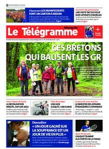 Le Télégramme Lorient – 19 septembre 2021