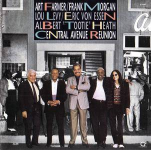 Art Farmer - Central Avenue Reunion (1990)