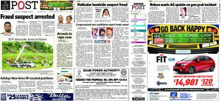The Guam Daily Post – August 09, 2018
