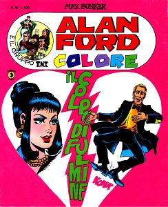 Alan Ford Colore - Volume 15 - Il Colpo Di Fulmine