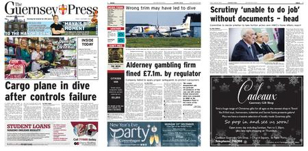The Guernsey Press – 07 December 2018