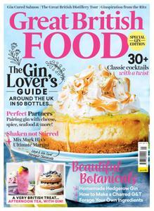 Great British Food – August 2019