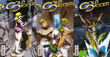Gold Digger ( 101 - 106 ) Ongoing