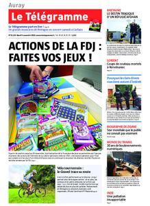 Le Télégramme Auray – 05 novembre 2019