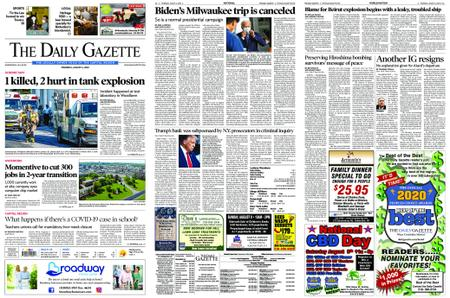 The Daily Gazette – August 06, 2020