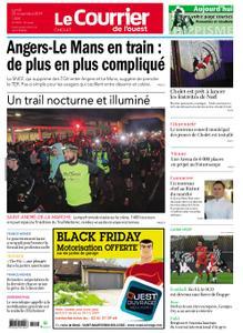 Le Courrier de l'Ouest Cholet – 25 novembre 2019