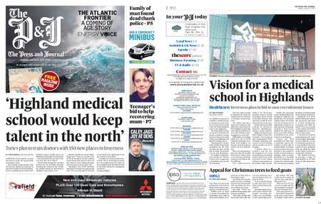 The Press and Journal Moray – January 06, 2020