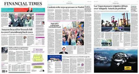 Financial Times USA – October 04, 2017