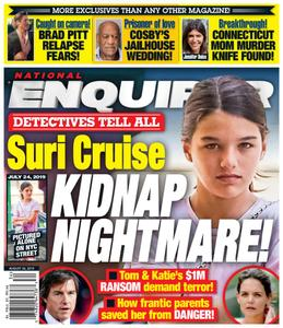 National Enquirer – August 26, 2019