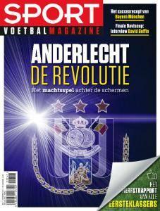 Sport Voetbal Magazine - 22 November 2017