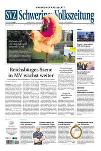 Schweriner Volkszeitung Hagenower Kreisblatt - 09. Mai 2019