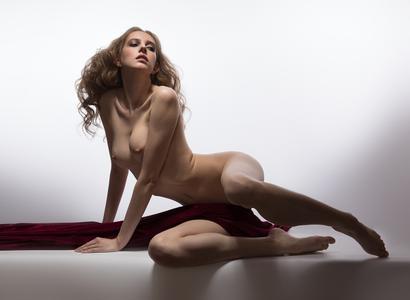 Katerina Reich by Eric Burkhanaev