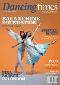 Dancing Times - August 2012