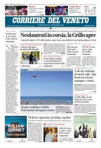 Corriere del Veneto Vicenza e Bassano – 17 agosto 2019