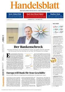 Handelsblatt - 04. Oktober 2018