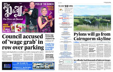 The Press and Journal Moray – June 01, 2019
