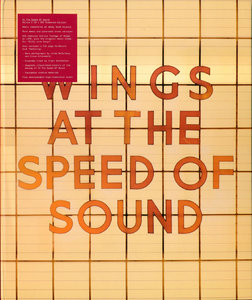 Paul McCartney & Wings - Wings At The Speed Of Sound (1976) [2014, 2CD + DVD Deluxe Box Set]