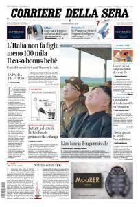 Corriere della Sera - 29 Novembre 2017