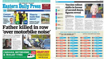 Eastern Daily Press – April 16, 2021