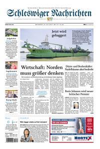 Schleswiger Nachrichten - 24. Juli 2019