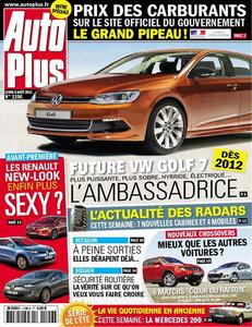 Auto Plus No.1196 (8 - 14 Août 2011)