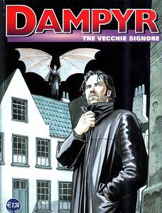 Dampyr - Volume 51 - Tre Vecchie Signore