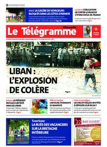 Le Télégramme Auray – 09 août 2020