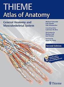 General Anatomy and Musculoskeletal System, 2nd Edition