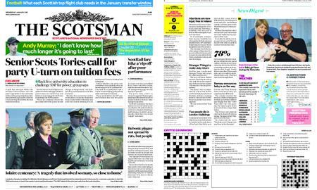 The Scotsman – January 02, 2019