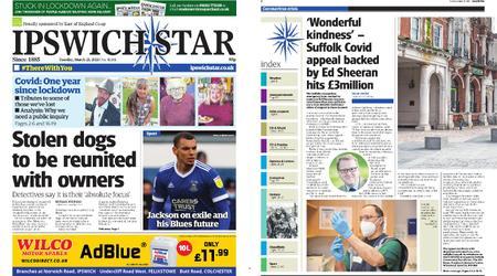 Ipswich Star – March 23, 2021