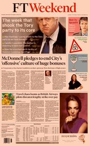 Financial Times UK – 07/08 September 2019