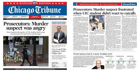 Chicago Tribune Evening Edition – November 26, 2019