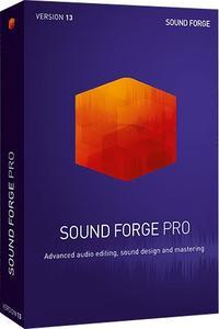 MAGIX Sound Forge Pro v13.0.0.46 WiN