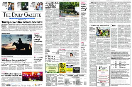 The Daily Gazette – August 10, 2020